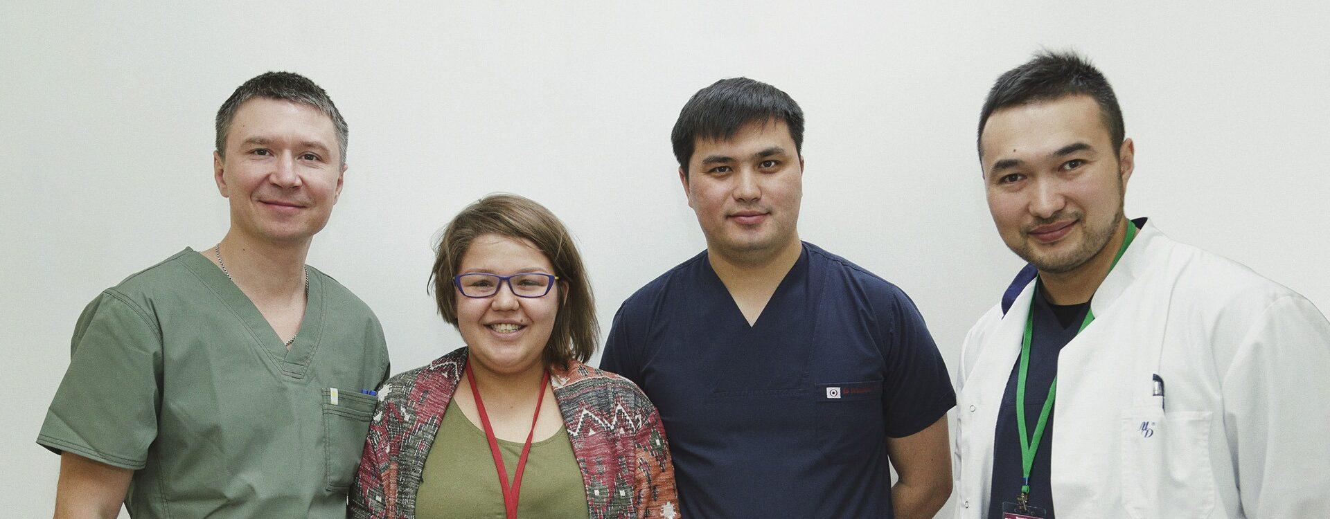 The Kazakh The Kazakh Plastic Surgeons Educational Forum — Vitaly ZholtikovPlastic Surgeons Educational Forum — Vitaly Zholtikov