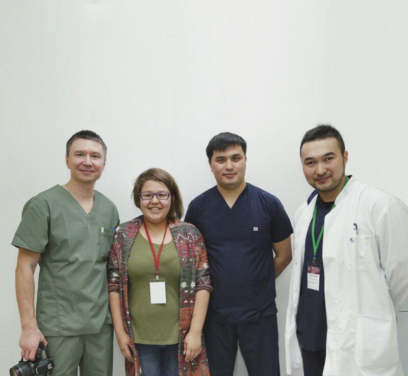 Казахский Форум Пластических Хирургов — Виталий Жолтиков
