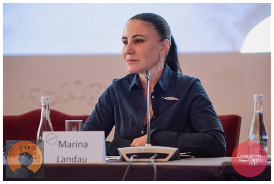 Advanced Aesthetic 2019 — Продвинутая медицинская косметология лица и тела — Marina Landau