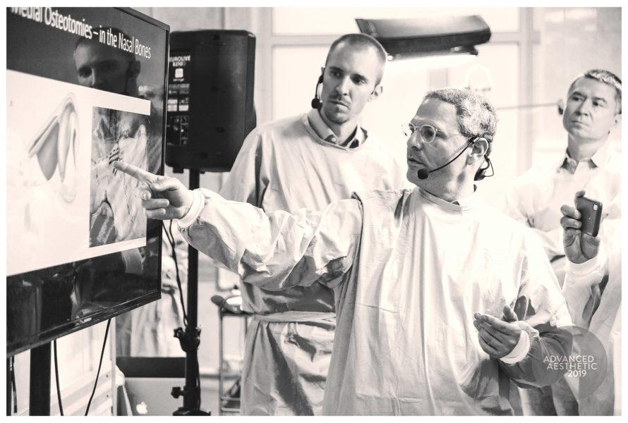 Advanced Aesthetic 2019 — Продвинутая эстетическая ринопластика и контурирование лица — Olivier Gerbault