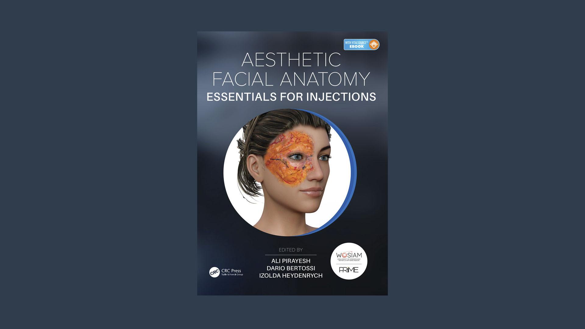 Анатомия лица в инъекционной эстетической медицине — Виталий Жолтиков