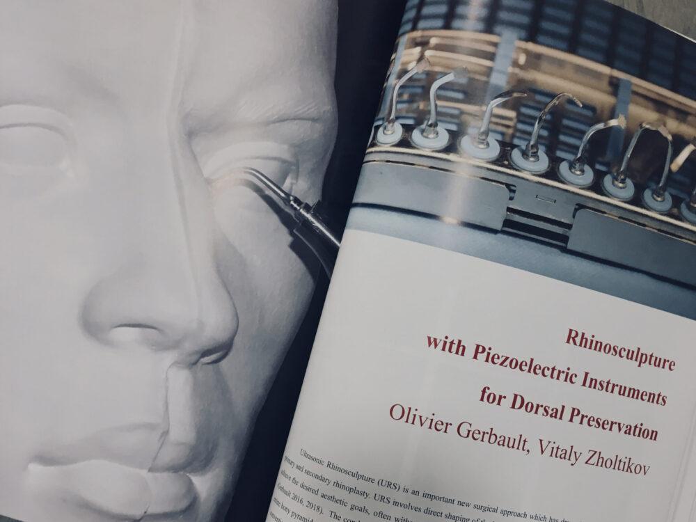 Сохраняющая ринопластика — третья редакция — пластический хирург Виталий Жолтиков